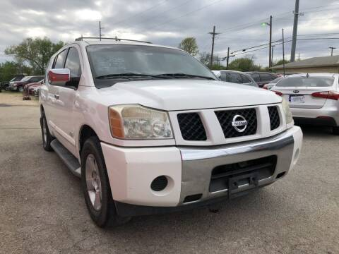 2005 Nissan Armada for sale at Pary's Auto Sales in Garland TX