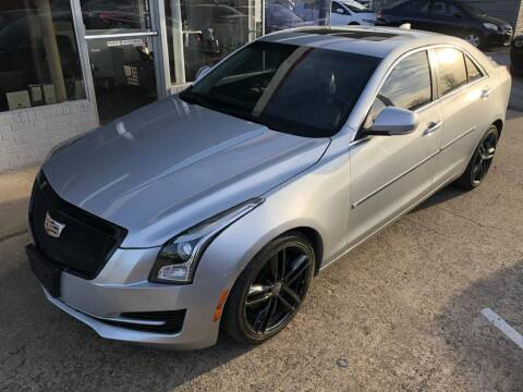 2015 Cadillac ATS for sale at Pary's Auto Sales in Garland TX