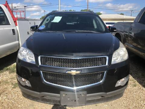 2011 Chevrolet Traverse for sale at Pary's Auto Sales in Garland TX