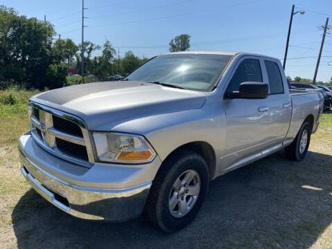 2009 Dodge Ram Pickup 1500 for sale at Pary's Auto Sales in Garland TX