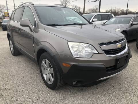 2012 Chevrolet Captiva Sport for sale at Pary's Auto Sales in Garland TX