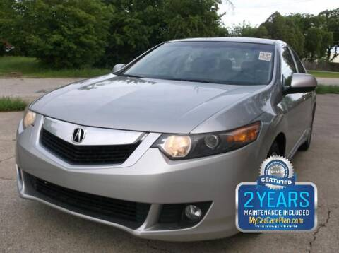 2010 Acura TSX for sale at Pary's Auto Sales in Garland TX