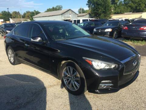 2014 Infiniti Q50 for sale at Pary's Auto Sales in Garland TX