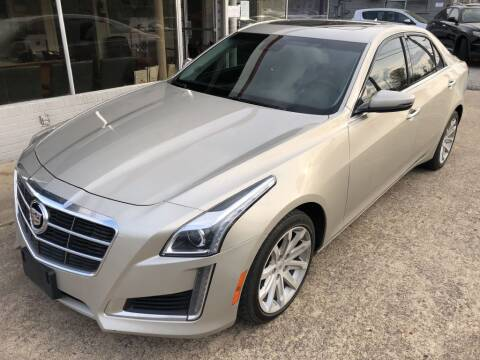 2014 Cadillac CTS for sale at Pary's Auto Sales in Garland TX