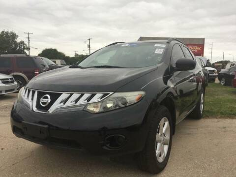 2009 Nissan Murano for sale at Pary's Auto Sales in Garland TX