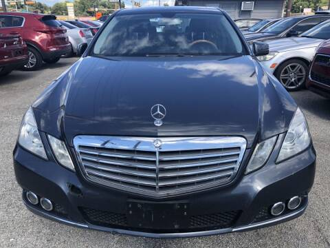 2010 Mercedes-Benz E-Class for sale at Pary's Auto Sales in Garland TX