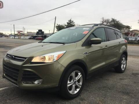 2013 Ford Escape for sale at Pary's Auto Sales in Garland TX