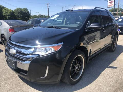 2012 Ford Edge for sale at Pary's Auto Sales in Garland TX
