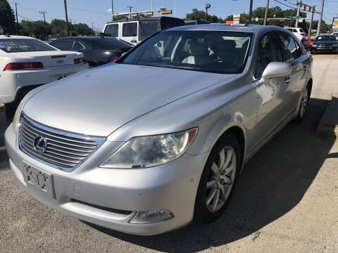 2008 Lexus LS 460 for sale at Pary's Auto Sales in Garland TX
