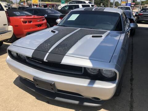 2012 Dodge Challenger for sale at Pary's Auto Sales in Garland TX
