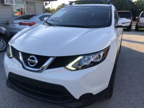 2017 Nissan Rogue Sport for sale at Pary's Auto Sales in Garland TX