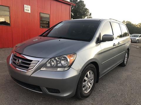 2009 Honda Odyssey for sale in Garland, TX