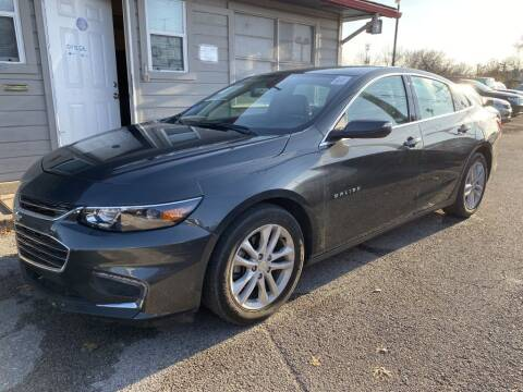 2016 Chevrolet Malibu for sale at Pary's Auto Sales in Garland TX