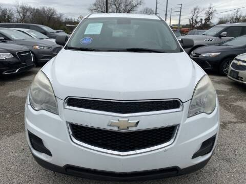 2012 Chevrolet Equinox for sale in Garland, TX