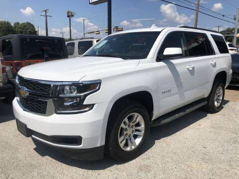 2015 Chevrolet Tahoe for sale at Pary's Auto Sales in Garland TX