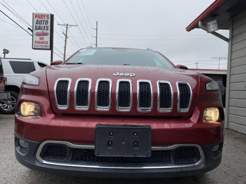 2015 Jeep Cherokee Limited (image 2)