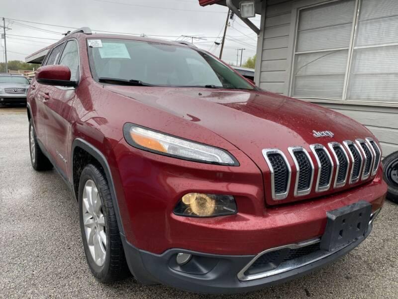 2015 Jeep Cherokee Limited (image 4)
