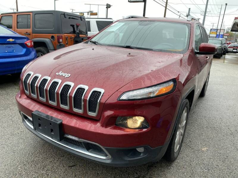 2015 Jeep Cherokee Limited (image 3)