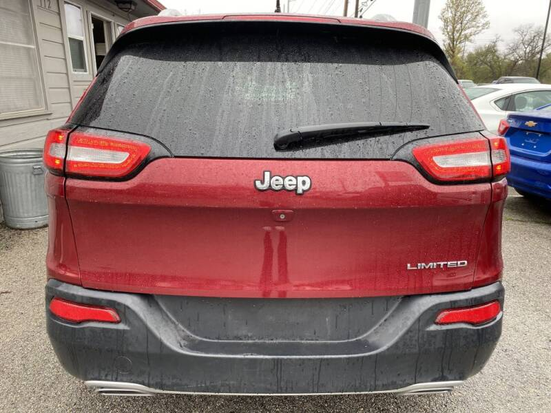 2015 Jeep Cherokee Limited (image 7)
