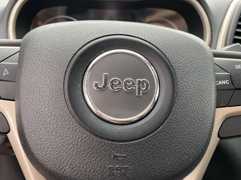 2015 Jeep Cherokee Limited (image 21)