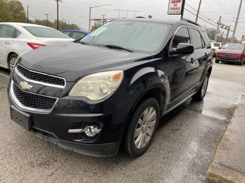 2010 Chevrolet Equinox LT for sale at Pary's Auto Sales in Garland TX