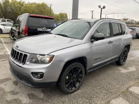 2014 Jeep Compass Sport for sale at Pary's Auto Sales in Garland TX