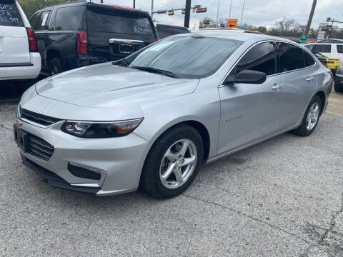 2018 Chevrolet Malibu LS for sale at Pary's Auto Sales in Garland TX