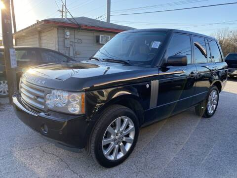 2009 Land Rover Range Rover HSE for sale at Pary's Auto Sales in Garland TX