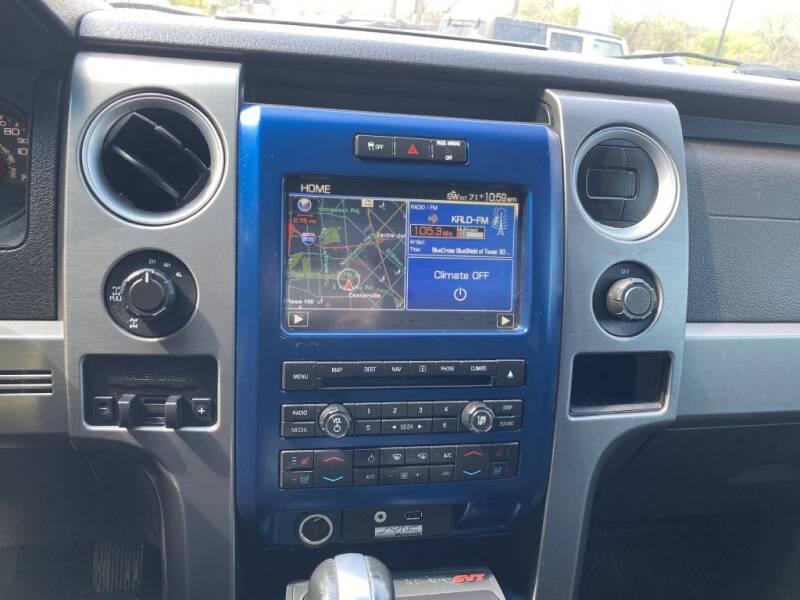 2012 Ford F-150 SVT Raptor (image 17)