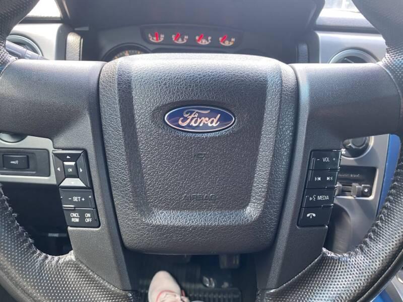 2012 Ford F-150 SVT Raptor (image 22)
