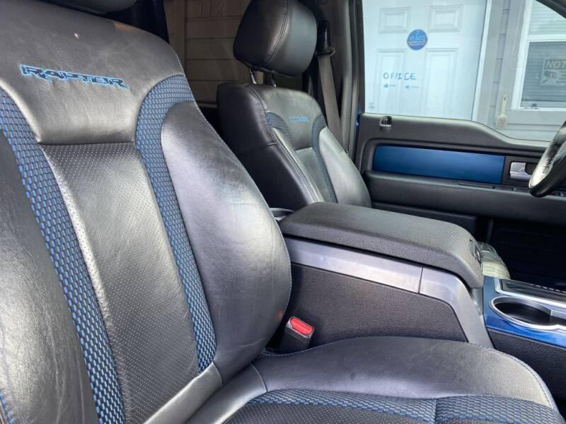 2012 Ford F-150 SVT Raptor (image 11)