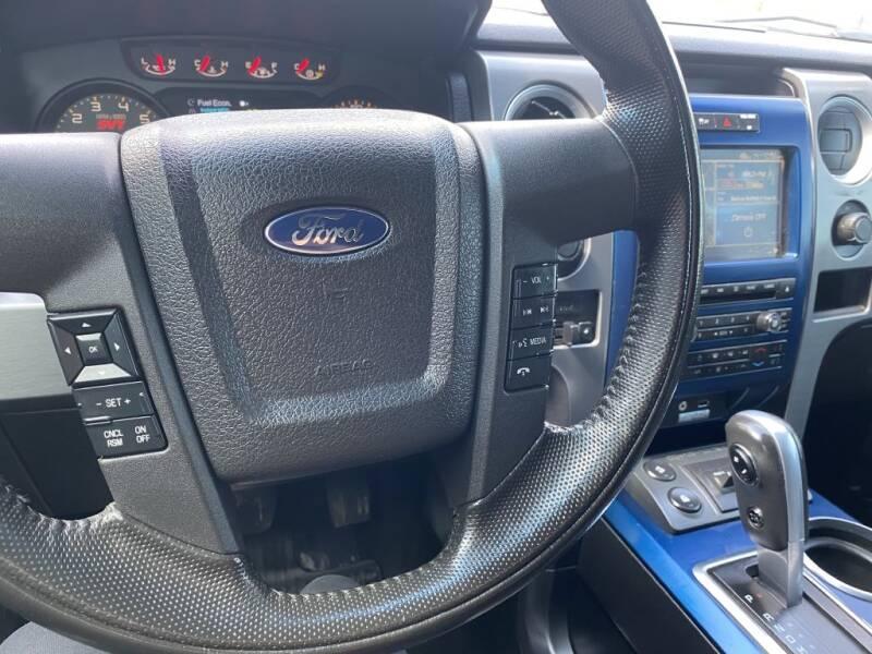 2012 Ford F-150 SVT Raptor (image 21)