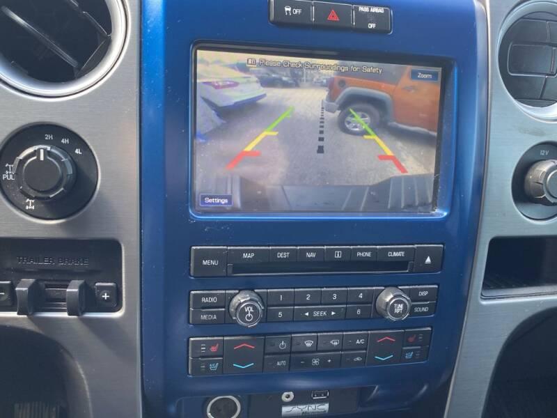 2012 Ford F-150 SVT Raptor (image 29)