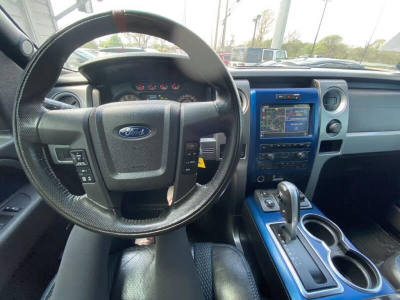 2012 Ford F-150 SVT Raptor (image 16)
