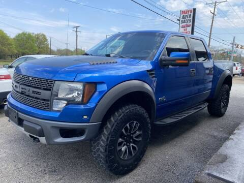 2012 Ford F-150 SVT Raptor for sale at Pary's Auto Sales in Garland TX