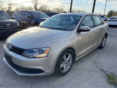 2012 Volkswagen Jetta for sale at Pary's Auto Sales in Garland TX