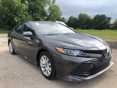 2018 Toyota Camry for sale at Pary's Auto Sales in Garland TX