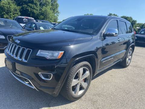 2014 Jeep Grand Cherokee Overland for sale at Pary's Auto Sales in Garland TX