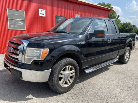 2009 Ford F-150 for sale at Pary's Auto Sales in Garland TX