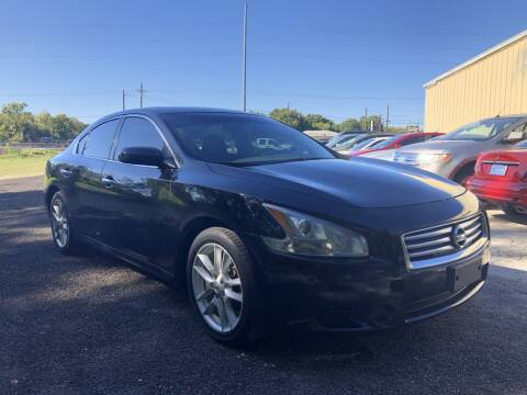 2012 Nissan Maxima for sale at Pary's Auto Sales in Garland TX