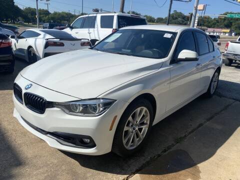 2016 BMW 3 Series for sale at Pary's Auto Sales in Garland TX