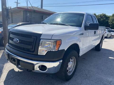 2014 Ford F-150 for sale at Pary's Auto Sales in Garland TX