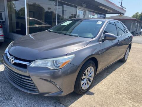2015 Toyota Camry for sale at Pary's Auto Sales in Garland TX