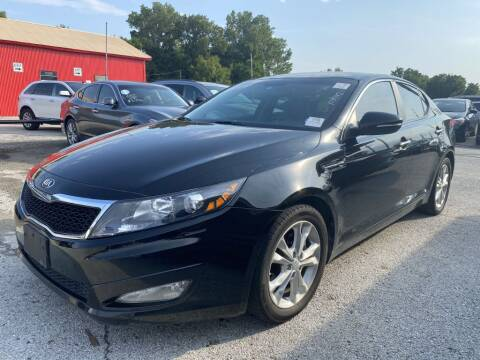 2013 Kia Optima for sale at Pary's Auto Sales in Garland TX