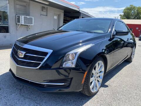 2016 Cadillac ATS for sale at Pary's Auto Sales in Garland TX