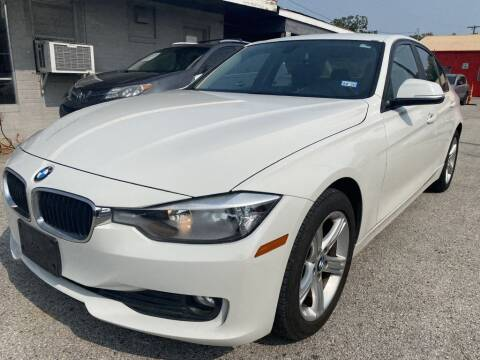 2014 BMW 3 Series for sale at Pary's Auto Sales in Garland TX