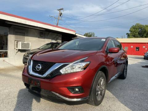 2015 Nissan Murano for sale at Pary's Auto Sales in Garland TX