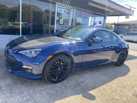 2013 Subaru BRZ for sale at Pary's Auto Sales in Garland TX