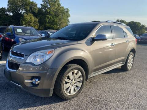 2010 Chevrolet Equinox for sale at Pary's Auto Sales in Garland TX