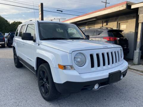 2012 Jeep Patriot for sale at Pary's Auto Sales in Garland TX